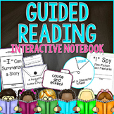 Guided Reading Flip Flap Books for Interactive Notebooking