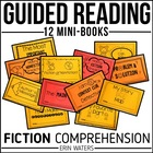 Guided Reading Gurus: Printable Mini-Books for Building Co