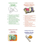 Guided Reading Literacy Activities
