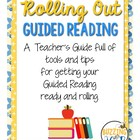 Guided Reading Materials Freebie