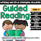 Guided Reading Starter Kit (Part 2)
