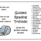 Guided Reading Strategies Trifolds