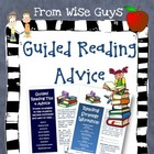 FREE! Common Core Guided Reading Tips, Hints, Strategies,