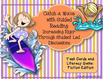 Guided Reading:Increasing Rigor in Fiction