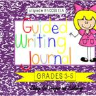 Guided Writing Journal