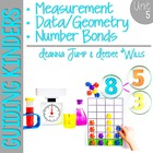 Guiding Kinders:  Math Workshop Unit 5 { Common Core Aligned }