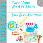 Guiding Kinders:  Math Workshop Unit 7 { Common Core Aligned }