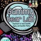 Gummy Bear Inquiry Lab