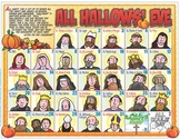 "HALLOWEEN - Catholic All Hallows Eve ""Advent"" Calendar"