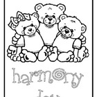 HARMONY DAY - THEME BOOK! - All Ages