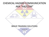 HAZCOM Right to Know Training