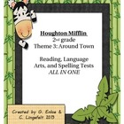 Houghton Mifflin 2nd grade Theme 3 Reading, LA, and Spelli