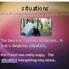 HM 3rd Grade Story 1.1 Lost and Found Vocab PPT with Review Page