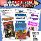 HM Theme 3 Incredible Stories Trifolds Bundle
