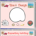 HMR Grade 1 Theme 05 Story 1 - Shell Design & Writing  w/