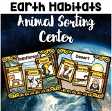 Habitat Animal Sort