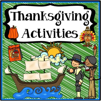 Thanksgiving Activities