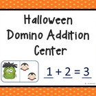 Halloween Addition Dominos