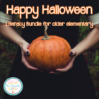 Halloween Bundle - Literacy