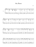 Halloween Carols Songbook - 1song from complete songbook