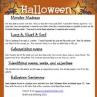 Halloween Center Activities
