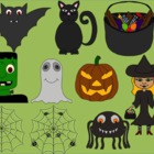 Halloween Clip Art for Commercial Use