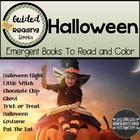 Halloween Emergent Sight Word Readers