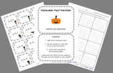 Halloween Fact Families!  Addition and Subtraction
