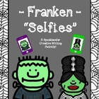 "Halloween -Franken- ""Selfies"" Activity"