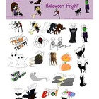 Halloween Fright Graphics Set
