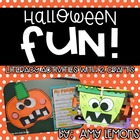 Halloween Fun! {2 Writing Craftivities & 8 ELA Activities}