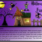 Halloween Fun Math Center-Addition Practice