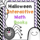 Halloween Interactive Math Books