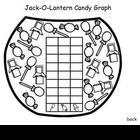 Halloween Jack-o-Lantern Candy Graphing Project