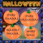 Halloween Language Arts Resource: Writing and Reading