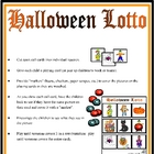 Halloween Lotto