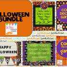 Halloween Math BUNDLE
