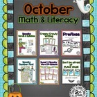 Halloween Math & Literacy {2nd Grade}