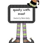 Halloween Math Scoot