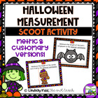 Halloween Metric Measurement SCOOT