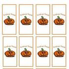 Halloween Mini Candy Bar Wrappers - FREE!