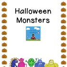 Halloween Monster Clip Art