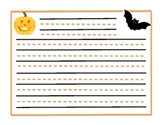 Halloween Response Sheet