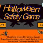 Halloween Safety Game