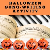 Halloween Songs Exercise