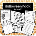 Halloween Super Fun Pack