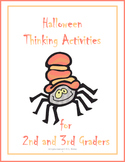 Halloween Thinking Activities