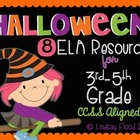 Halloween for Big Kids {3rd, 4th and 5th Grade} ELA