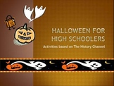 Halloween for High Schoolers