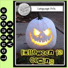 Halloween is Coming:  A Leveled Reader Packet